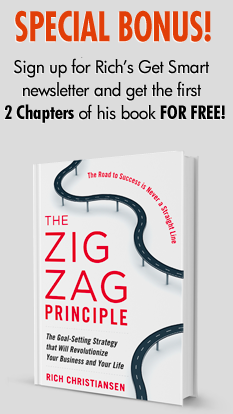 Zig Zag Principle - Rich Christiansen